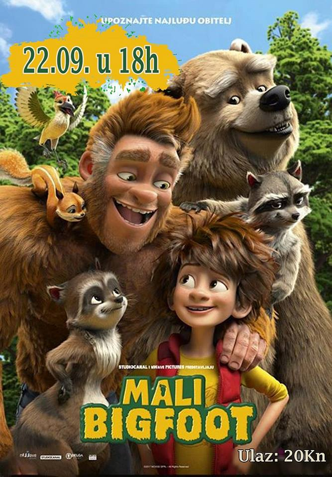 Kino: MALI BIGFOOT