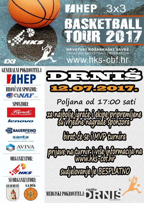 Basketball tour 2017